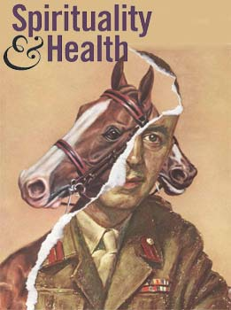 "Catch Dr. Hamilton's article, ""Peace Lessons From A War Horse"" in the Sept/Oct Issue of Spirituality & Health Magzine"
